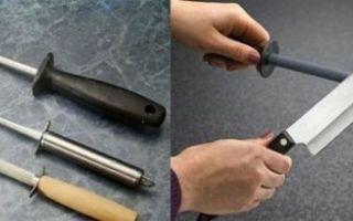 Что такое мусат для ножей?