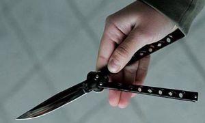 Как научиться трюкам с ножом-бабочкой?