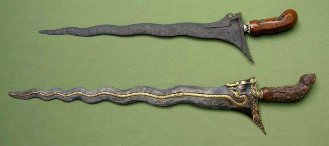 Оригинальные ножи: необычной формы и из необычных материалов