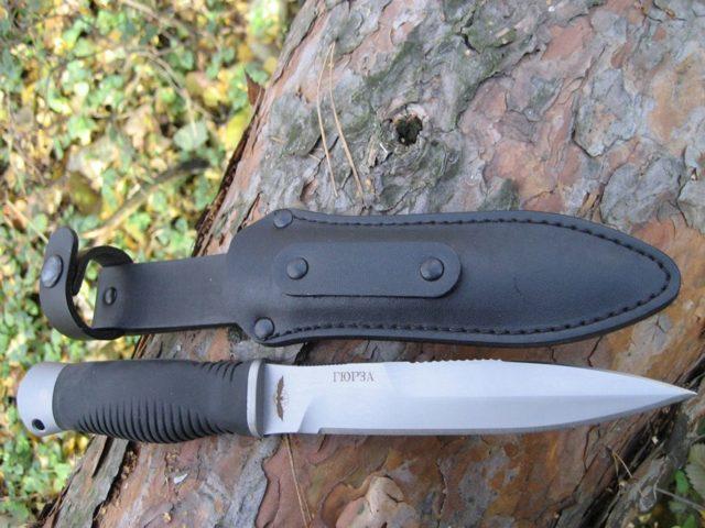 Нож Гюрза: обзор, предназначение, характеристики