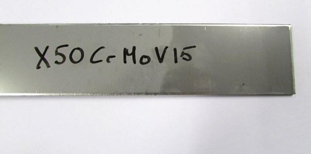 Что за сталь x50crmov15: характеристики, плюсы и минусы для ножей, отзывы
