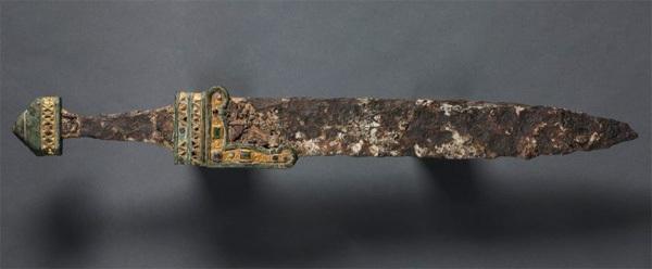 Нож сакс - боевое оружие викингов и хозяйственный инструмент