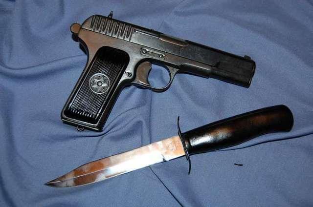 Нож разведчика времен СССР: история, характеристики, функции