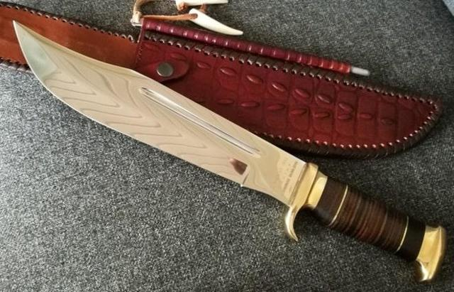 Нож Данди: описание, форма и характеристики ножа