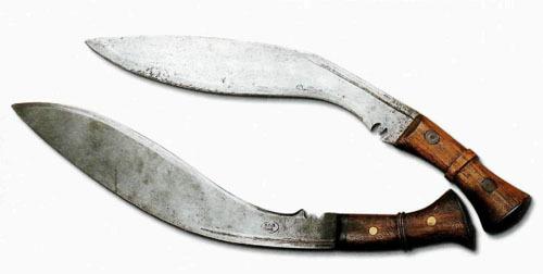 Кукри - непальский кривой нож: что это такое и для чего он нужен