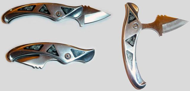 Складной нож своими руками: чертеж выкидного раскладного ножа и пошаговая инструкция