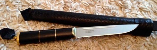 Абхазский нож