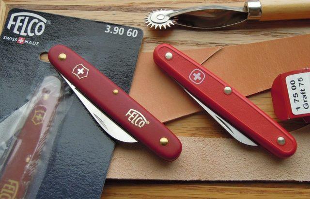 Садовый нож для прививки деревьев: копулировочный, окулировочный, изготовление своими руками
