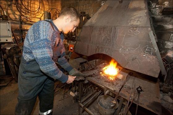 Все о кованых ножах: выбор стали, конструкция, чертежи